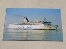 Silesia - Yuzhnaya Palmyra Adriatica Galaxy - Polferries Ferry Ship Fährschiff