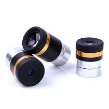 1.25inch telescopio oculare lente set 4/10/23mm lunghezza focale per Astronomia