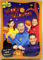 The Wiggles Wiggly Halloween NEW DVD Meet The New Wiggles Singing Dancing