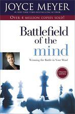 Brand New - Battlefield of the mind By Joyce Meyer