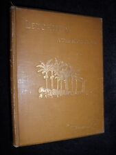 SINNATAMBY: LETCHIMEY - A Tale of Old Ceylon, 1898-1st Ed - Indian/India, RARE