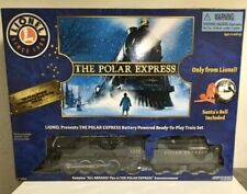 New listing Lionel Large Scale Polar Express Ready To Play Train Set Steam 7-11803 New