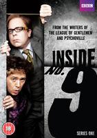 Inside No. 9: Series One DVD (2014) Helen McCrory, Kerr (DIR) cert 18 ***NEW***