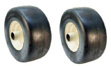 2 Hallowmatic Wheel Assemblies for EXMARK 109-9127, 109-9124, 109-9125, 14814