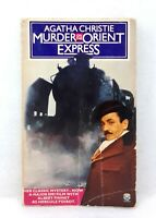 Murder on the Orient Express by Agatha Christie vintage paperback 1974 Fontana