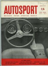 Autosport March 22nd 1957 *Racing a 750 cc MG*