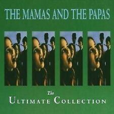 THE MAMAS AND THE PAPAS / THE ULTIMATE COLLECTION * NEW CD * NEU