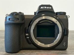 NIKON Z7 45.7 MP 4K with FTZ Adapter