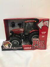 ERTL Big Farm  Case 180 Lights & Sound Toy Tractor Red