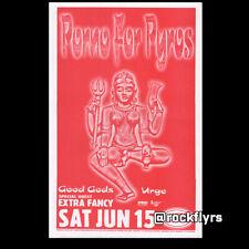 Porno For Pyros 1996 Original 11x17 Promo Concert Street Poster. Portland Oregon