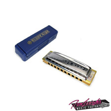 Hohner MS Series Blues Harp Harmonica - Key of D