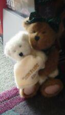 Boyds Bear Momma Bearsley & Baby Jack 10'' Plush Retired