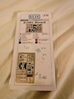1/72 Bilek Eduard Color PE - Photo Etched Parts for B 25 B / C Mitchell PB010