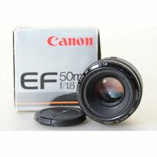Canon EF 1,8/50 mm Standardobjektiv mit Metallbajonett für EOS Kameras