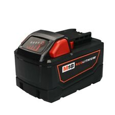 Brand new Milwaukee 18v 9amp battery