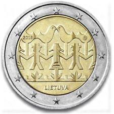 Litouwen 2018 - Zang en dans - 2 euro CC - UNC
