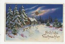 Germany Christmas Collectable Greeting Postcards