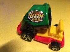 Mattel Hot Wheels 2016 'Boom Car' Made In Malaysia