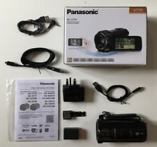 Panasonic HC-V770 Full HD Camcorder - Black