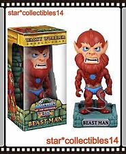 Masters Of The Universe 30th Anniversary BEAST MAN Wacky Wobbler Bobble Head