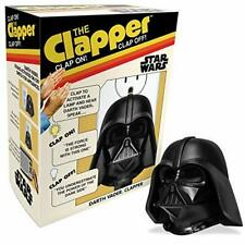 The Clapper Wireless Sound Activated On/Off Light Switch Darth Vader Clapper