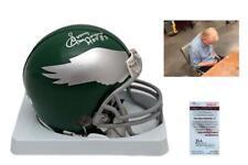 Sonny Jurgensen SIGNED Philadelphia Eagles Mini-Helmet - JSA WPP - Autographed