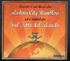 MODENA CITY RAMBLERS SUL TETTO DEL MONDO  CD (DIGIPACK) SIGILLATO!!!