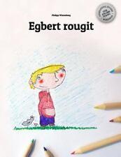Egbert Rougit : Un Livre à Colorier by Philipp Winterberg (2014, Paperback)