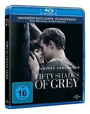 Blu-ray * FIFTY SHADES OF GREY ~ Dakota Johnson # NEU OVP +