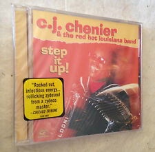 C.J. CHENIER CD STEP IT UP ZYDECO ALCD 4882 2001 BLUES