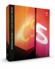 Adobe Creative Suite cs5.5 Design Premium MAC tedesco pieno IVA BOX