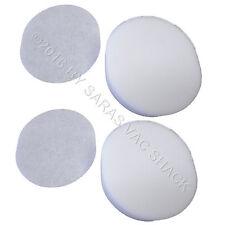 2 Sets Foam & Felt Filters for Shark NV80 NV70 NV90 UV420 Navigator Vacuum XFF80