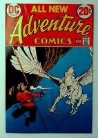 Adventure Comics #425 DC 1973 VG+ Comic Book Key 1st Appearance Captain Fear