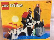 LEGO 6075 Wolfpack Tower Vintage Set, Lego Castle