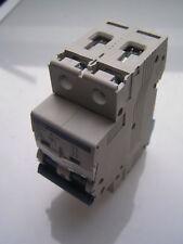 IMO B10D2063 Mini Circuit Breaker MCB 10kA 2 Pole D Curve 63 Amp MBF005e