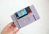 Super Mario World SNES Super Nintendo Original Game Authentic!