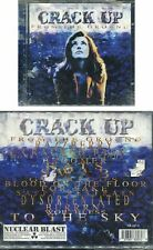 """CRACK UP """"From the ground"""" (CD)"""
