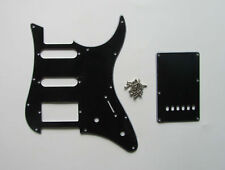 Guitar Pickguard and Trem Cover fits Yamaha PACIFICA Guitar Black 3 Ply