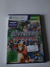 """XBOX 360 gioco Marvel-The Avengers """"lotta per la terra"""" (Kinect)"""