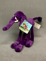 Bend D Friends Mouse In The House Toys Elephant Posable Bendable Plush w/Tag