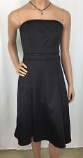 The Limited Strapless Black Dress Womens Size 4 160606AJH/DHB