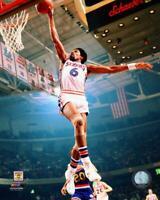 Philadelphia 76ers Julius Erving 8x10 Photo Poster Picture Dunk