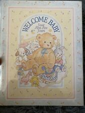 Stepping Stones Welcome Baby Your First Five Years Baby Book Keepsake