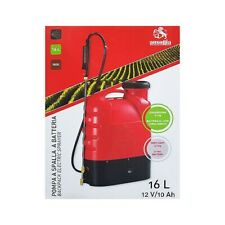 Ausonia 16 L Pompa Elettrica a Spalla (38018)