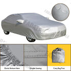 Universal Full Car Cover Universal Fit For Popular Vehicles Uv Protection Mcs3p