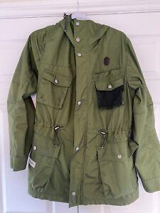 One True Saxon Jacket Coat Large