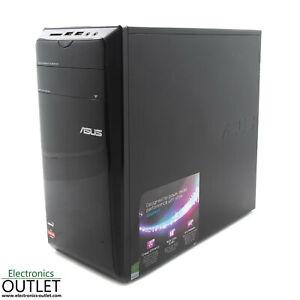 ASUS CM1745 AMD Gaming A8 Quad Core 16GB 8GB Ram 1TB 512GB 256GB SSD HDMI WIFI