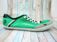 DIESEL ☘ Sneakers Gr. 43 Grün Herren Schuhe Shoes