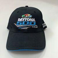58th Annual Daytona 500 NASCAR Adjustable Hat Sprint Cup Series Cap - Black