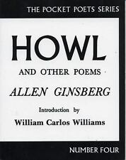 Howl and Other Poems (City Lights Pocket Poets, No. 4) by Ginsberg, Allen